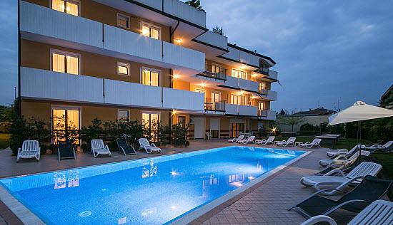 Ferienwohnung Residenz Garda Palace Einzelhaus Peschiera Del
