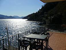 Ferienwohnung, Casa Vacanze La Terrazza, Mehrfamilienhaus, Cannobio ...